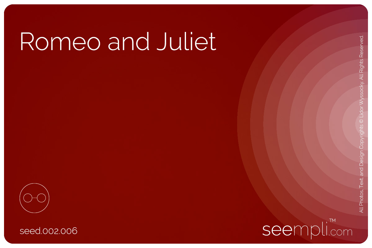 the romeo and juliet seed