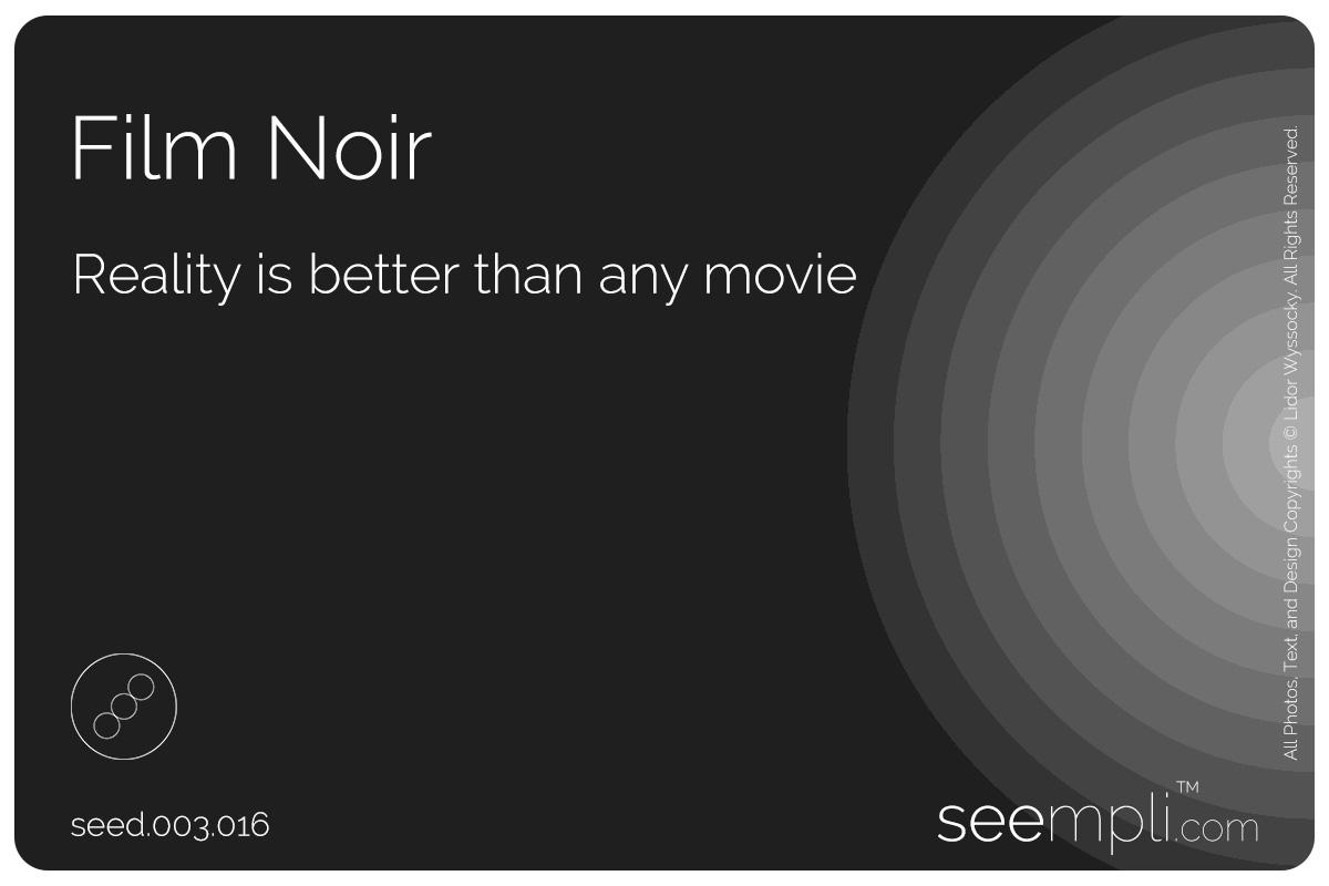 the Film Noir seed